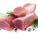 Rosmarin Schweinefleisch
