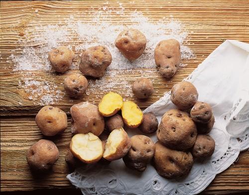 kanarische Kartoffel